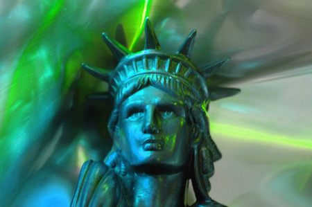 Liberty In Green