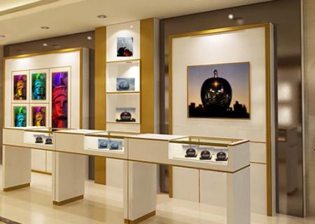 Photos: The Big Apple. Colors of Freedom, Plant New York | Setting: Commercial - Retail, Boutique
