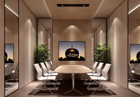 Photo: The Big Apple | Setting: Commercial - Corporate, Conferance Room